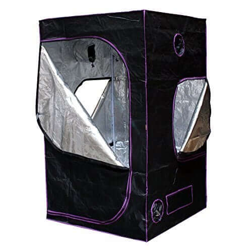 "Apollo Horticulture 48""x48""x80"" Mylar Hydroponic Grow Tent for marijuana"