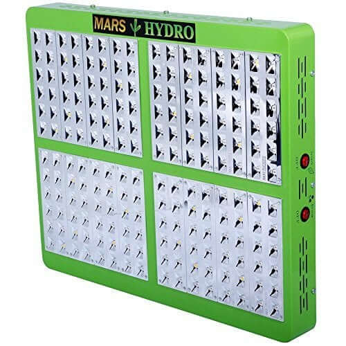 marshydro reflector led grow light