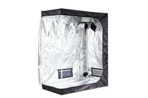 iPower GLTENTXS1 Mylar Hydroponic Grow Tent