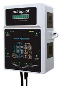 Autopilot MDT Master Digital Combination Recycling & Lighting Timer | APCTMDT - for hydroponics, growing marijuana