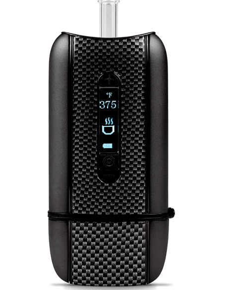 DaVinci Ascent portable vaporizer for cannabis