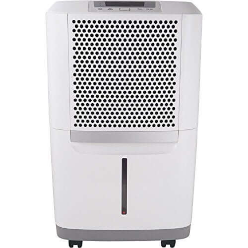 Frigidaire FAD504DWD Energy Star 50-pint Dehumidifier - Avoid mold and mildew on your marijuana