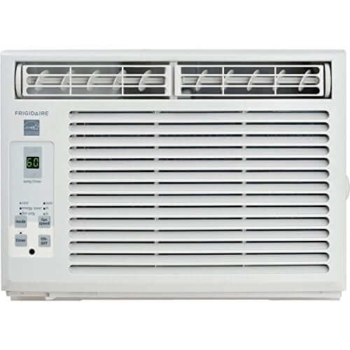 Frigidaire 5,000 BTU 115V Window-Mounted Mini-Compact Air Conditioner with Full-Function Remote Control - Keep your grow room cool in warm weather