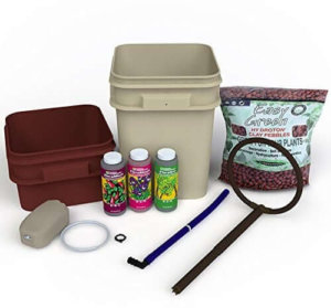 General Hydroponics Waterfarm Complete Grow System Kit - drip system
