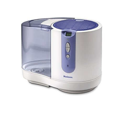 Holmes Cool Mist Comfort Humidifier with Digital Control Panel, HM1865-NU - Ensure optimum humidity levels for healthy weed plants
