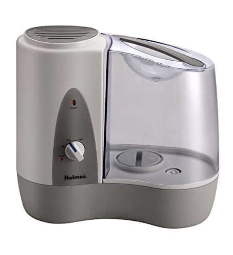 Holmes Warm Mist Humidifier HWM6008-NUM - great for a grow tent