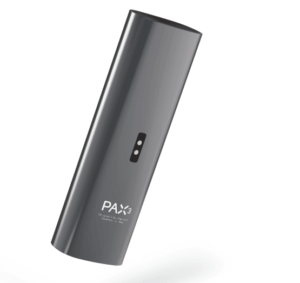 PAX 3 portable vaporizer for weed, made by Ploom