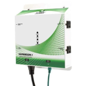 Titan Controls - temperature and humidity controller for growing cannabis - hydroponics