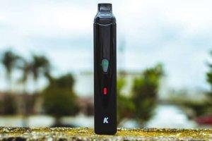 KandyPens K-Vape 2.0 portable marijuana vaporizer