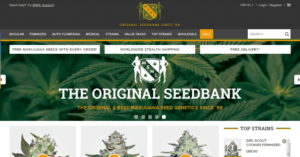 MSNL Marijuana Seed Bank