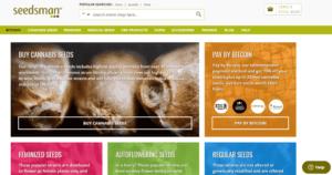 Seedsman cannabis seed bank