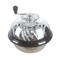 G-LEAF 16-Inch Bowl Leaf Trimmer Hydroponic Spin Cut