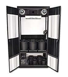 SuperCloset Deluxe 3.0 LED Soil Grow Cabinet