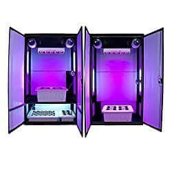 SuperCloset SuperTrinity LED Grow Cabinet