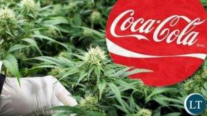 coke logo from Zambia