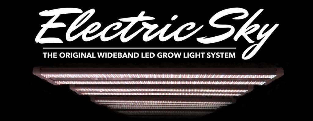 Win An Electric Sky 300 Led Grow Light Next Level Growing