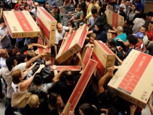 Why Cyber Monday is after Black Friday