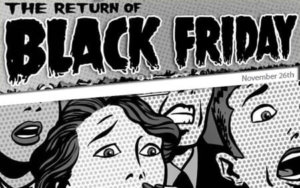 Black Friday Cyber Monday returns