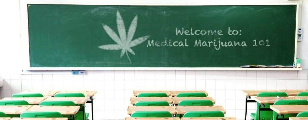 cannabis schools medical marijuana 101