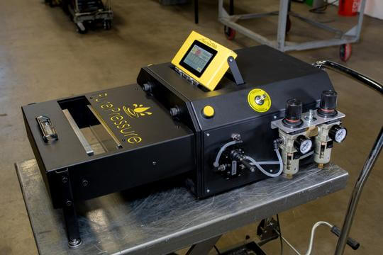 Pikes Peak PurePressure V2 rosin press