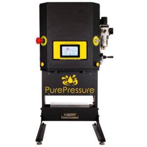 purepressure pikes peak v2 rosin press