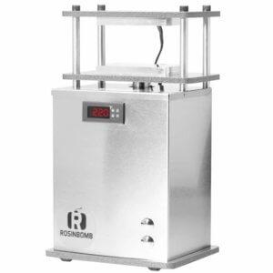 rosinbomb m-50 rosin press