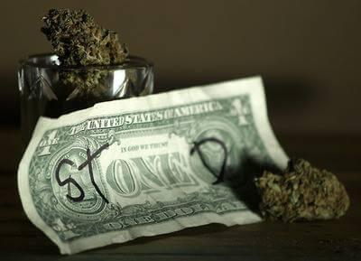 stoned marijuana money