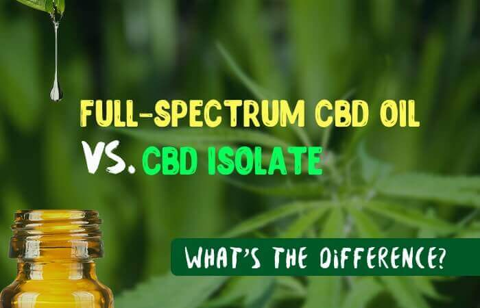 Full Spectrum CBD: Is There a Difference?