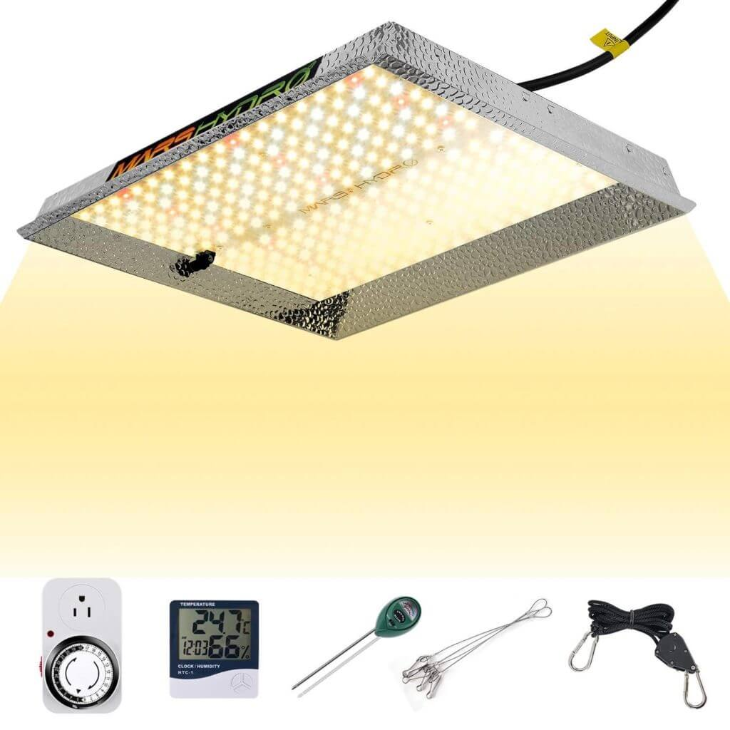 High Output Full Spectrum LED Grow Lights | 420 Beginner