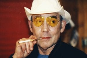 Hunter S Thompson Lookin' Good