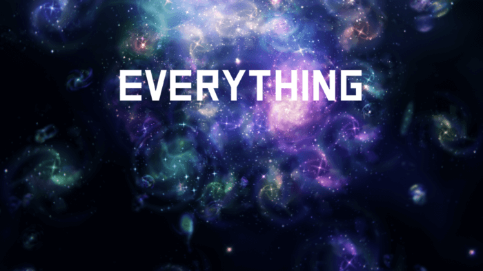 Everything in the Cosmos