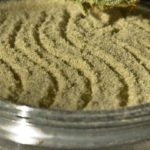 kief raked in rows