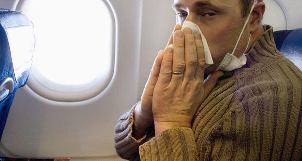 sneezing airplane