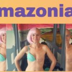 Amazonian women one breast