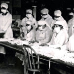 1918 Flu Pandemic Nurses
