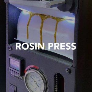 trimleaf rosin press
