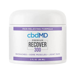 Topical Recover Inflammation Cream