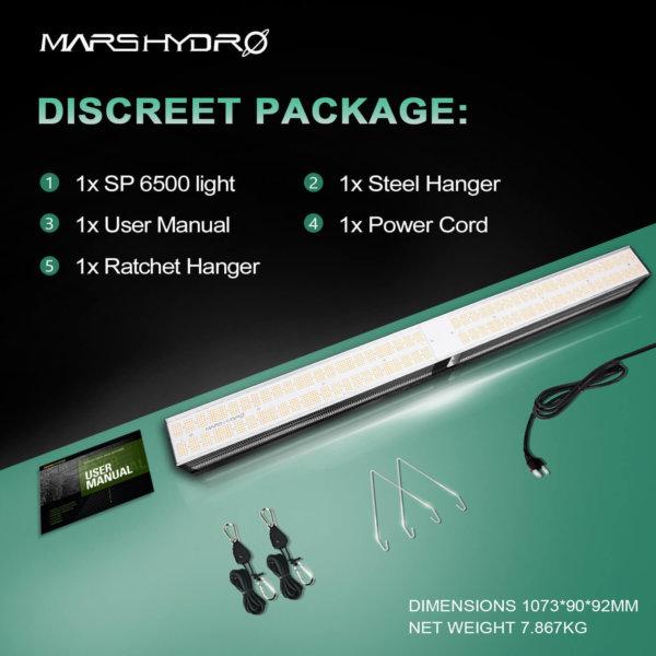 Mars Hydro SP6500 Led Grow Light